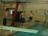 Blurry lifeguards.