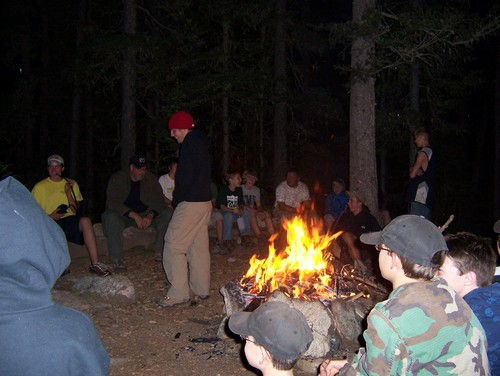 More Campfire time